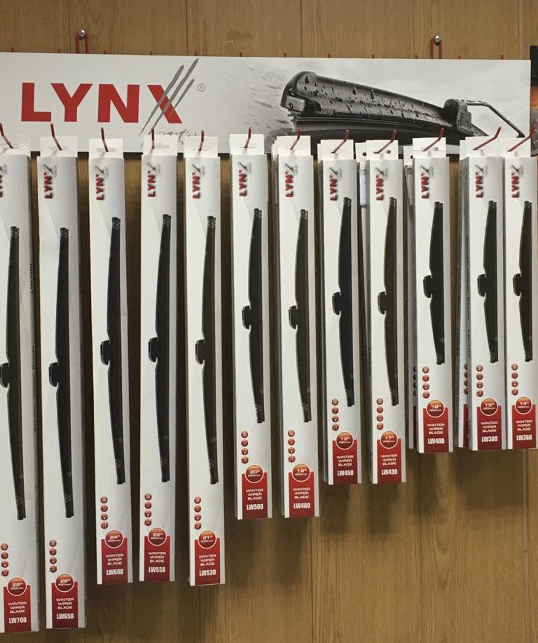Щетки стеклоочистителя LYNXauto